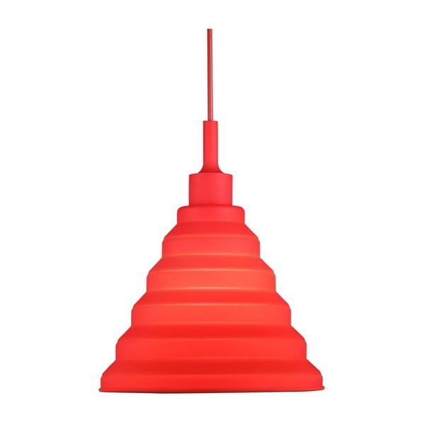 Závěsné svítidlo Multi Colours, červené