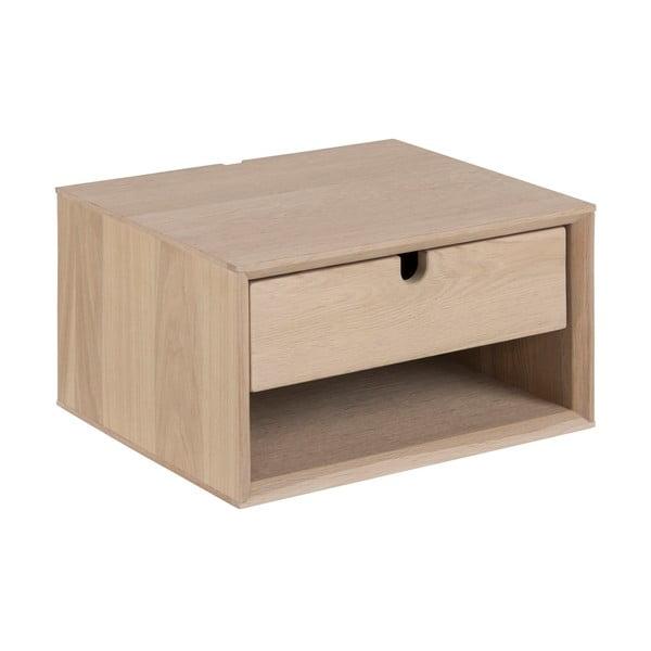 Závěsný noční stolek s 1 šuplíkem Actona Century,výška 21 cm