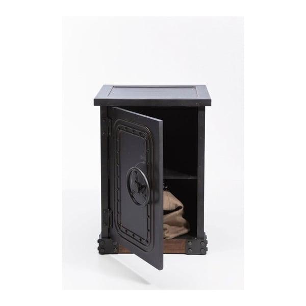 Hnědá skříňka Kare Design Safe