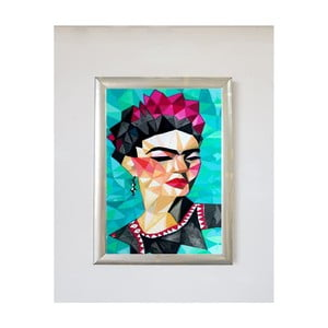 Obraz Piacenza Art Pop Art Frida, 30 x 20 cm