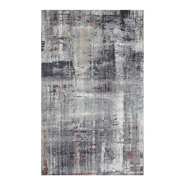 Šedý koberec Gris, 160 x 230 cm