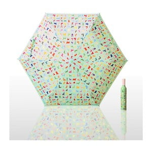 Skládací deštník John HO, green