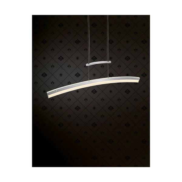 Lustră LED Trio Salinero, lungime 1,15 m