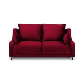 Canapea cu 2 locuri Mazzini Sofas Freesia, roșu de la Mazzini Sofas