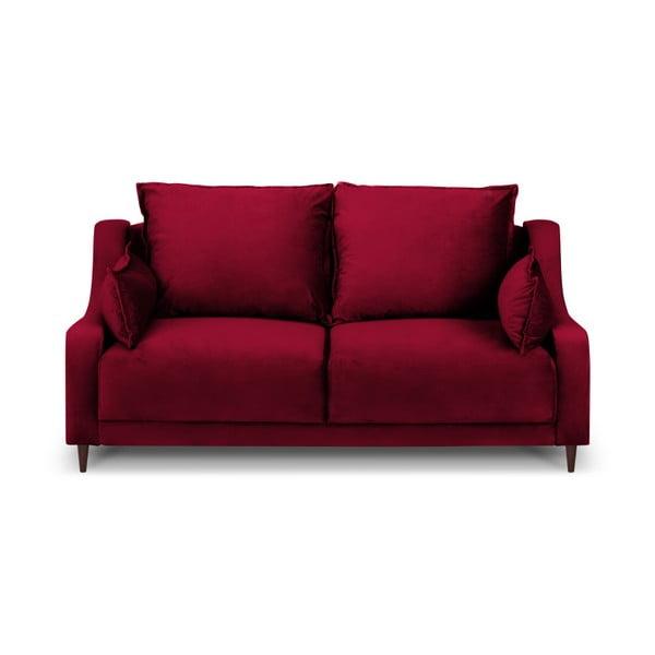 Canapea cu 2 locuri Mazzini Sofas Freesia, roșu