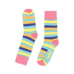 Barevné ponožky Funky Steps Lovely, vel. 35-39