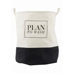 Koš na prádlo Plan To Wash