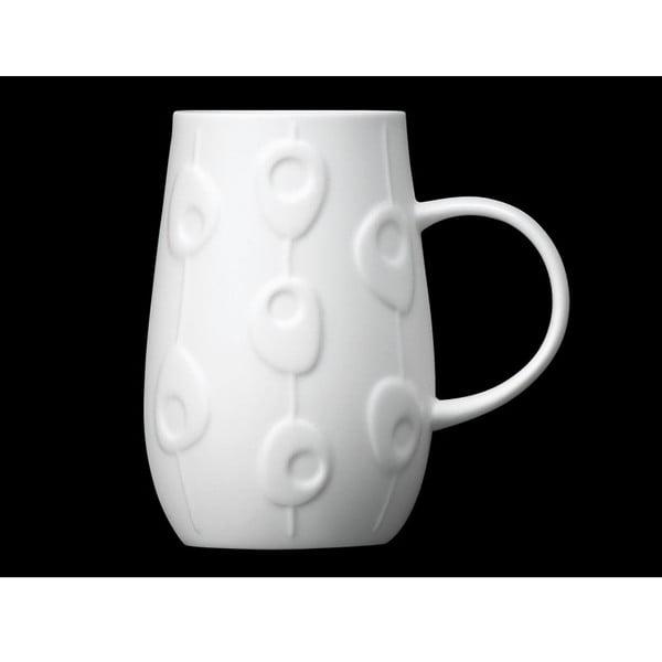 Hrnek z kostního porcelánu Droplet Pebble