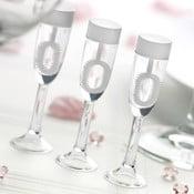 Sada 24 bublifuků Neviti Champagne