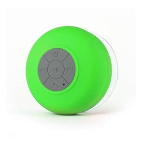 Reproduktor vhodný do sprchy FRESHeTECH Splash Tunes, zelený