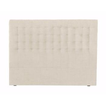 Tăblie pentru pat Windsor & Co Sofas Nova, 200 x 120 cm, crem
