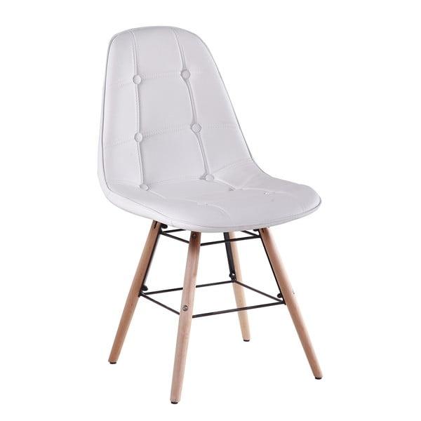 Jídelní židle Patty, bílá
