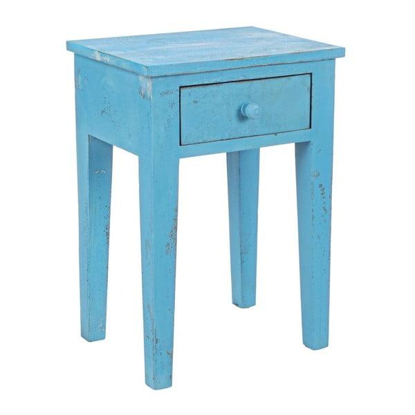 Noční stolek Lampada Blue