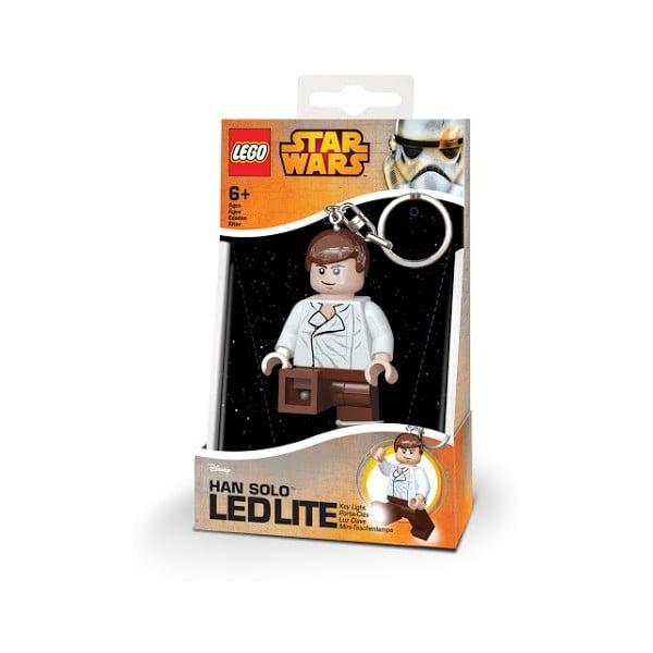 Svítící klíčenka LEGO® Star Wars Han Solo