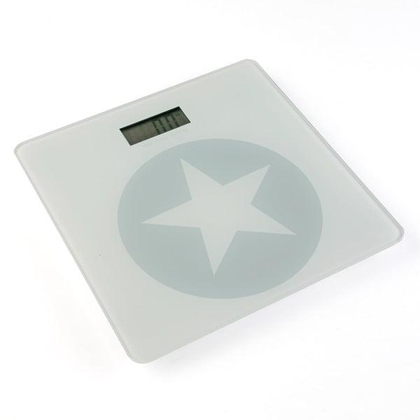 Osobní váha Grey&White Stars