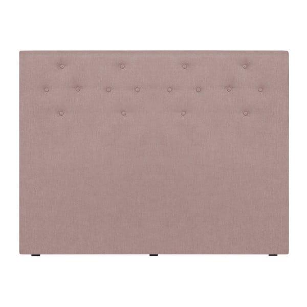 Světle růžové čelo postele Windsor & Co Sofas Phobos, 180 x 120 cm