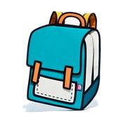 Komiksový batoh Spaceman Blue