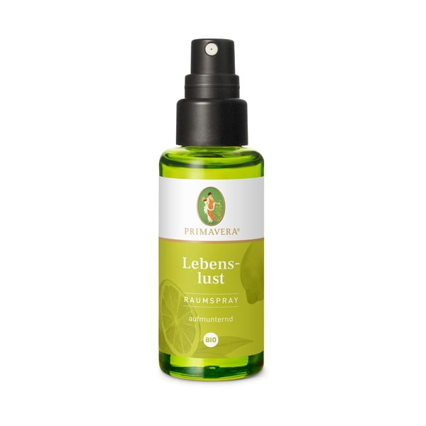 Spray de cameră Primavera Joy of Life, 50 ml