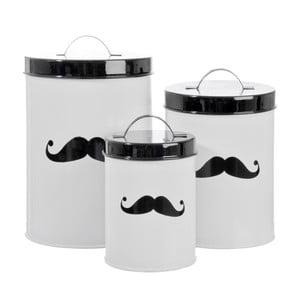 Sada 3 dóz Mustache