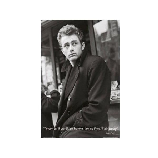 Plakát James Dean Dream, 61x91 cm