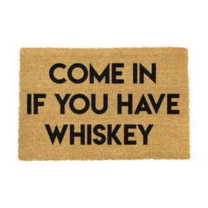 Rohožka Artsy Doormats If You Have Whiskey, 40 x 60 cm