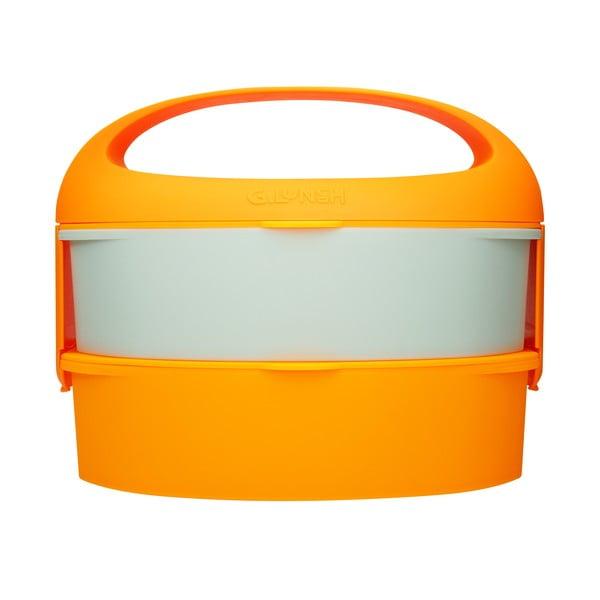 Svačinová krabička Bento G.Lunch Orange