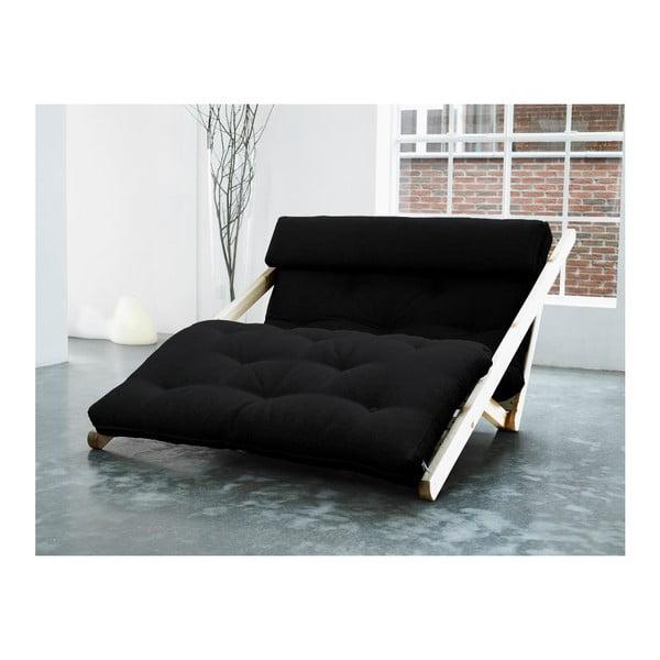 Lenoška Karup Figo, Raw/Black, 120 cm