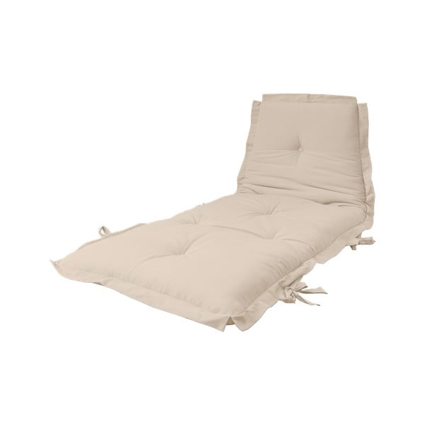 Futon/pat pentru oaspeți Karup Design Sit&Sleep Beige