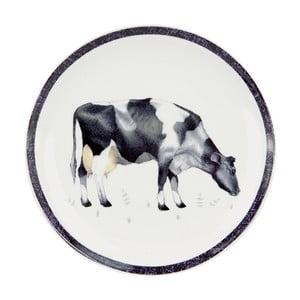 Dezertní talíř z kostního porcelánu Ashdene Dairy Belles, ⌀15cm