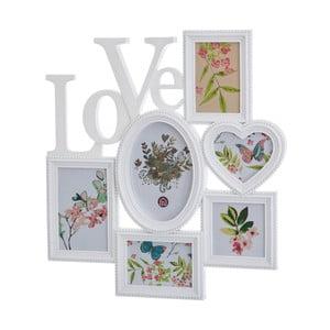 Fotorám pro 6 fotografií Unimasa Love, 41 x 44 cm