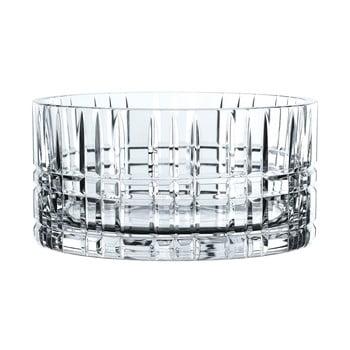 Bol din cristal Nachtmann Square Bowl, ⌀ 23 cm imagine