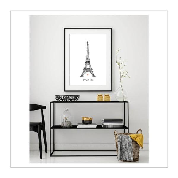 Plakát Leo La Douce Tour Eiffel, 21x29,7cm