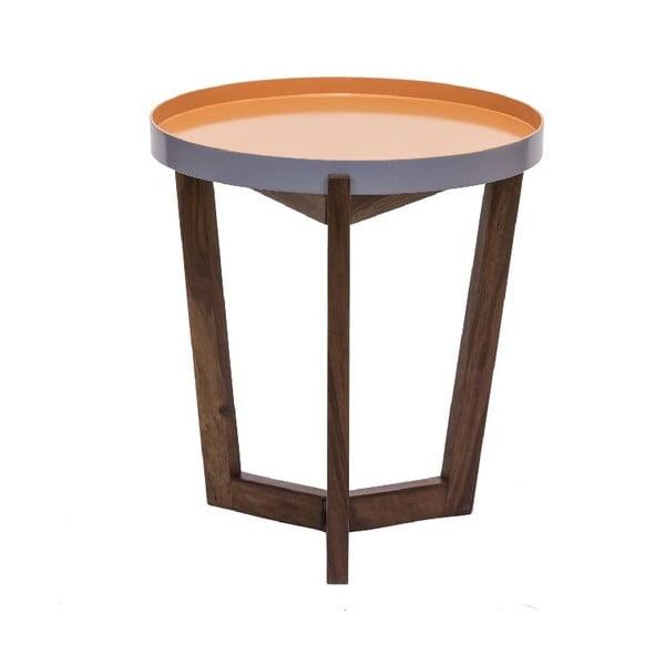 Odkládací stolek Arancio, 50x54x50 cm