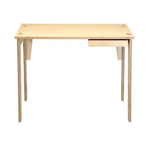 Psací stůl se zásuvkou Wermo Sandra
