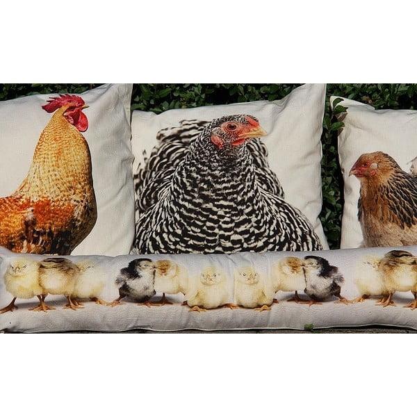 Polštář Chicks 20x90 cm