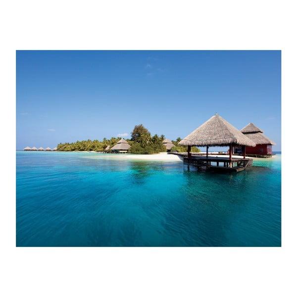 Velkoformátová tapeta Dream Island, 315x232cm