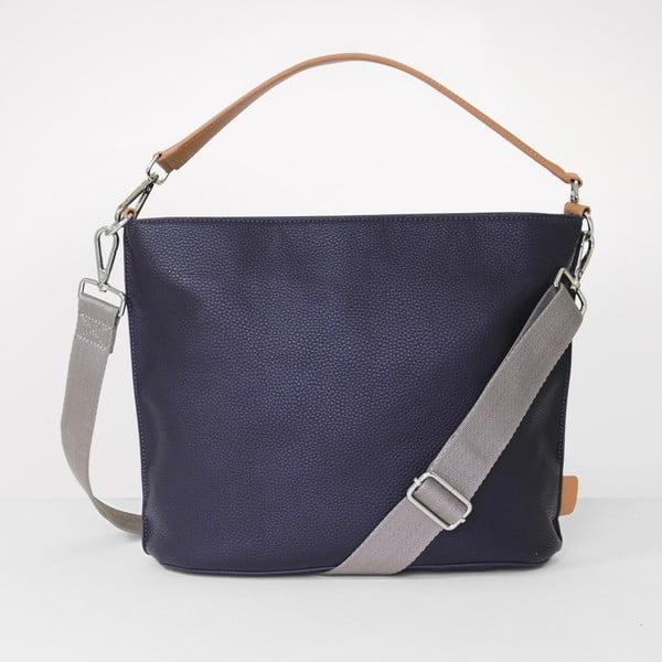 Tmavě modrá taška s uchem přes rameno Caroline Gardner Finsbury Fashion Bag