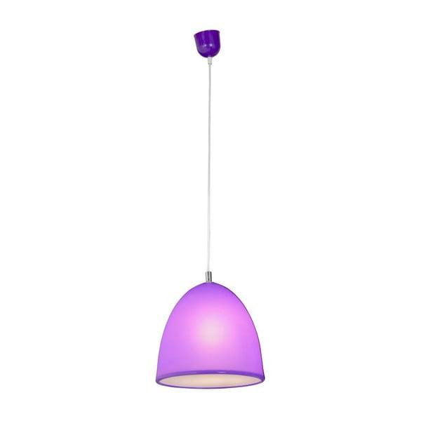 Stropní světlo Silicon Purple