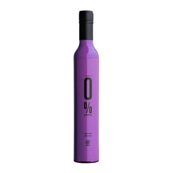 Skládací deštník 0 %, fialový