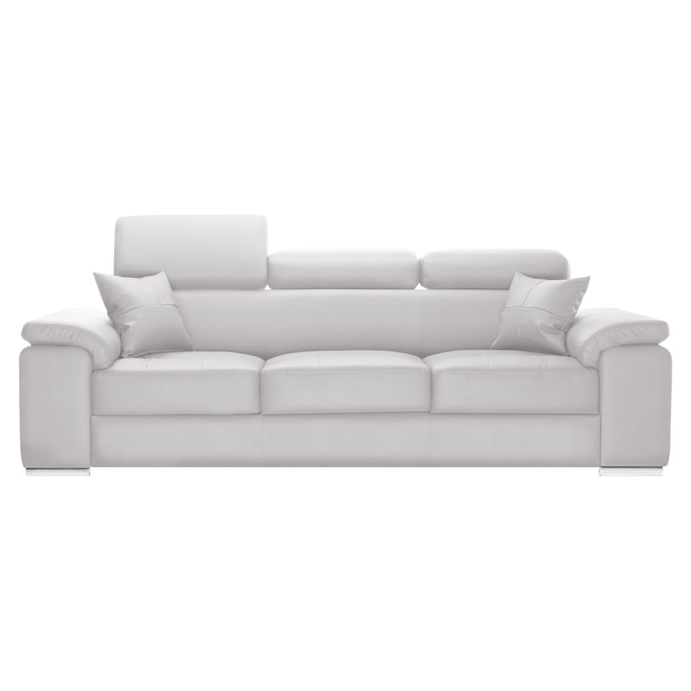 canapea cu 3 locuri corinne cobson confidential alb bonami. Black Bedroom Furniture Sets. Home Design Ideas