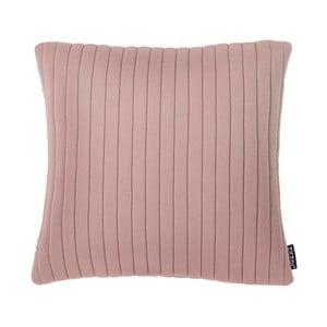 Růžový polštář ZicZac Comrad, 45x45cm