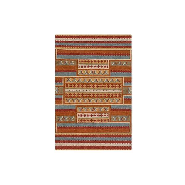 Ručně tkaný koberec Kilim Laksha, 155x240cm