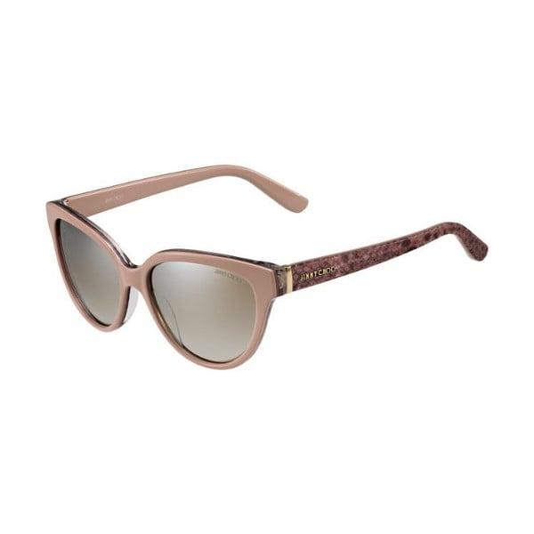 Sluneční brýle Jimmy Choo Odette Nude/Brown