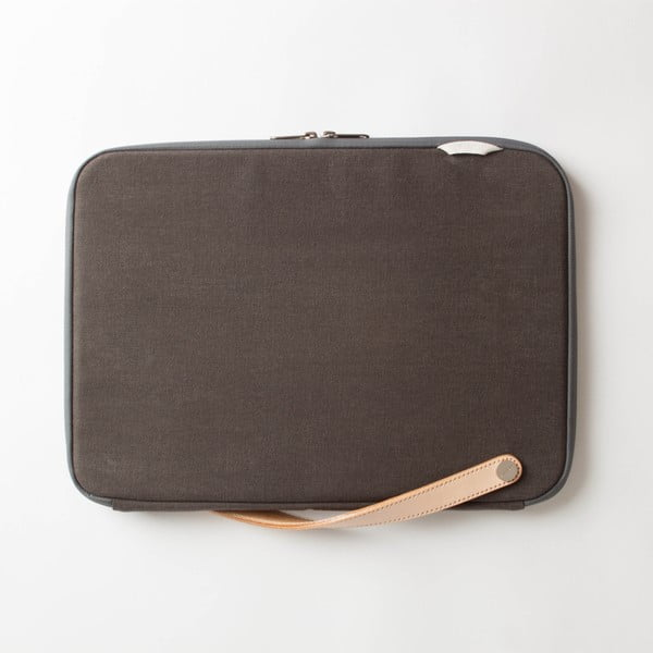 Psaníčko/obal na notebook Clutch 100, charcoal