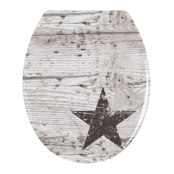 WC sedátko Wenko Star, 45 x 37,5 cm