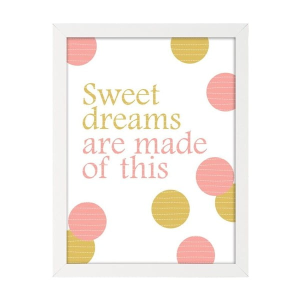Hudební plakát Sweet Dreams