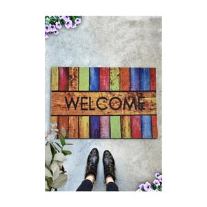Rohožka Color Welcome, 70x45cm