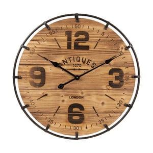 Nástěnné hodiny Clayre & Eef Penso, ⌀ 60 cm