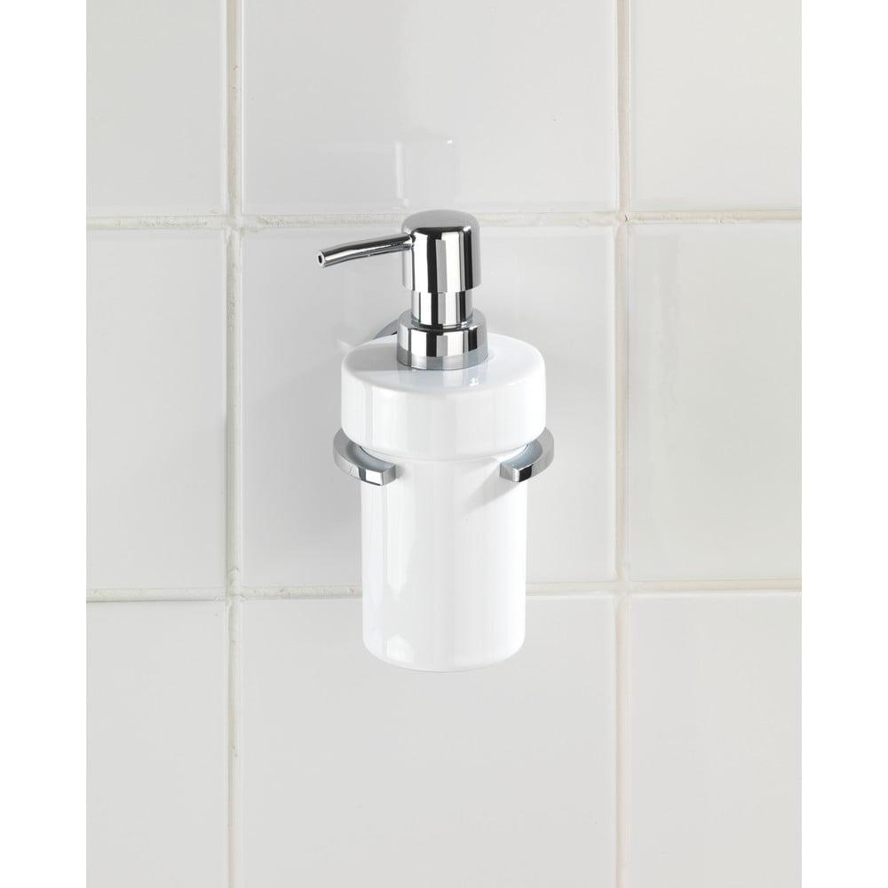 Dávkovač mýdla bez nutnosti vrtání Wenko Vacuum-Loc Capri, až 33kg