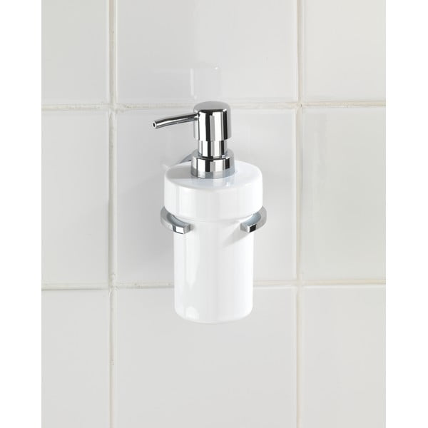 Dozownik mydła z przyssawką Wenko Vacuum-Loc Capri, do 33 kg